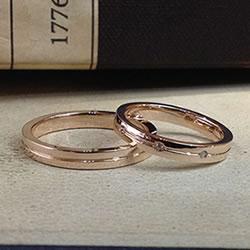 結婚指輪オーダーメイドイメージ