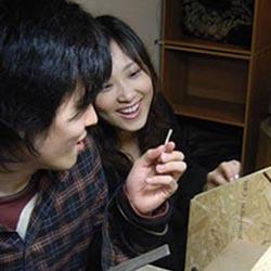 仙台駅前で結婚指輪を手作り