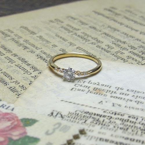 婚約指輪 ange(アンジェ)