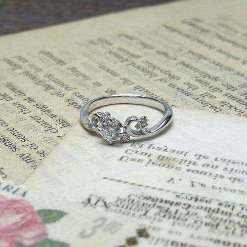 婚約指輪 parterre(パルテール)