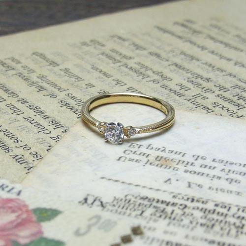 ケルヒ・エンゲージリング、婚約指輪 「Fruit(フリュイ)」の紹介。