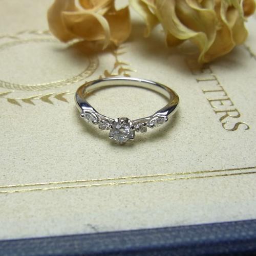 婚約指輪 citron(シトロン)