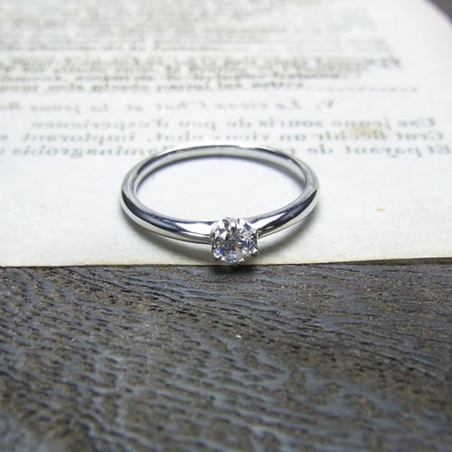 婚約指輪、エンゲージリング 「chouchou(シュシュ)」