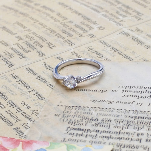 婚約指輪、エンゲージリング 「aster(アステール)」