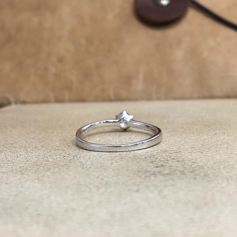 婚約指輪、エンゲージリング 「blanche(ブランシュ)」4