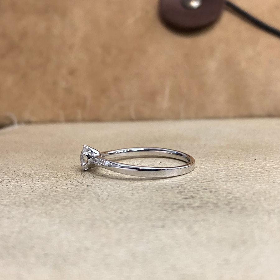 婚約指輪、エンゲージリング 「blanche(ブランシュ)」3