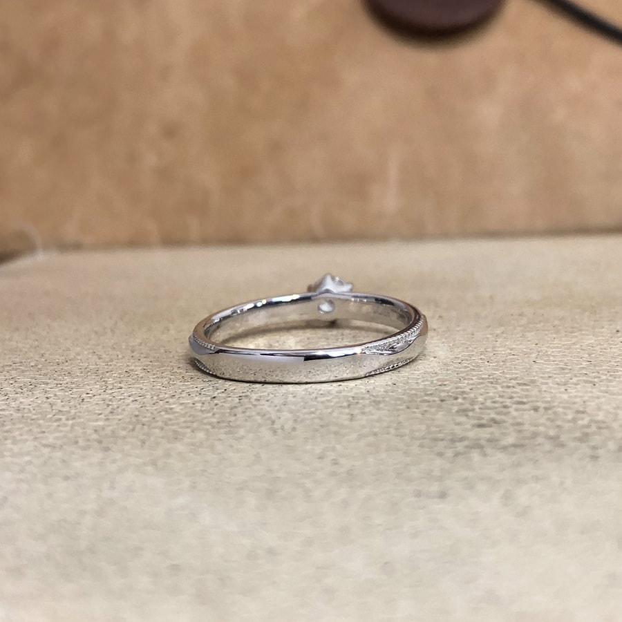 婚約指輪、エンゲージリング 「canevas(キャヌバ)」4