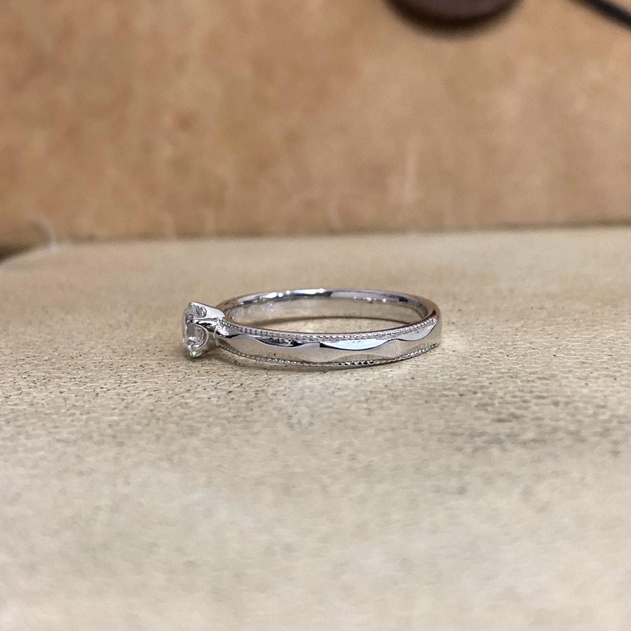 婚約指輪、エンゲージリング 「canevas(キャヌバ)」3