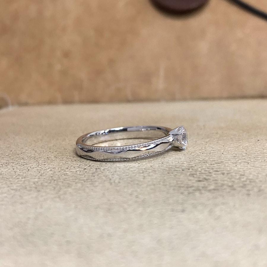 婚約指輪、エンゲージリング 「canevas(キャヌバ)」5