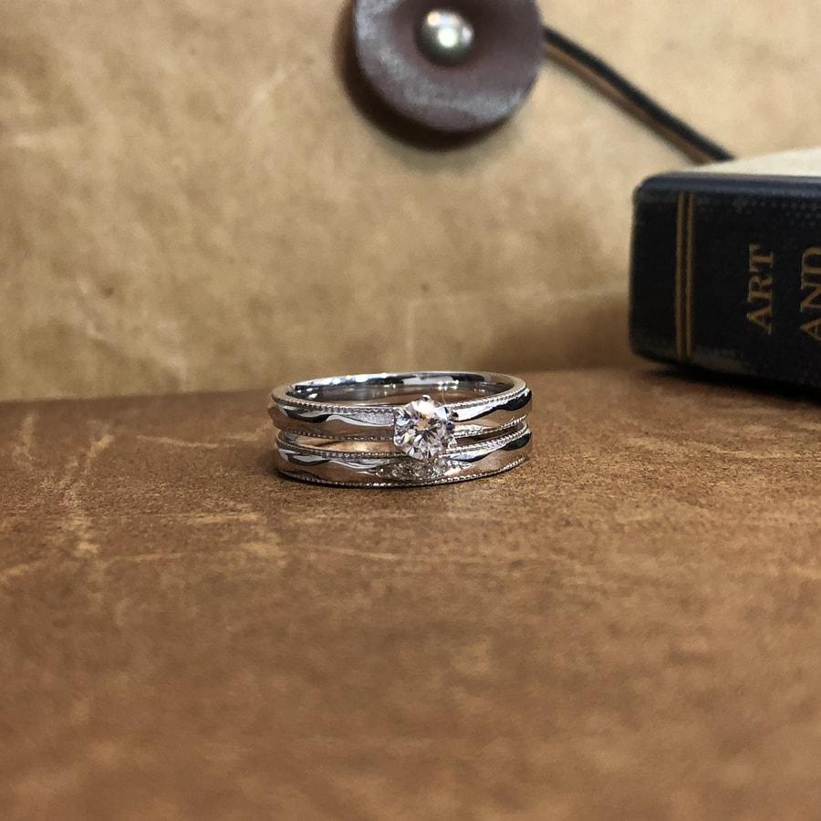 婚約指輪、エンゲージリング 「canevas(キャヌバ)」7