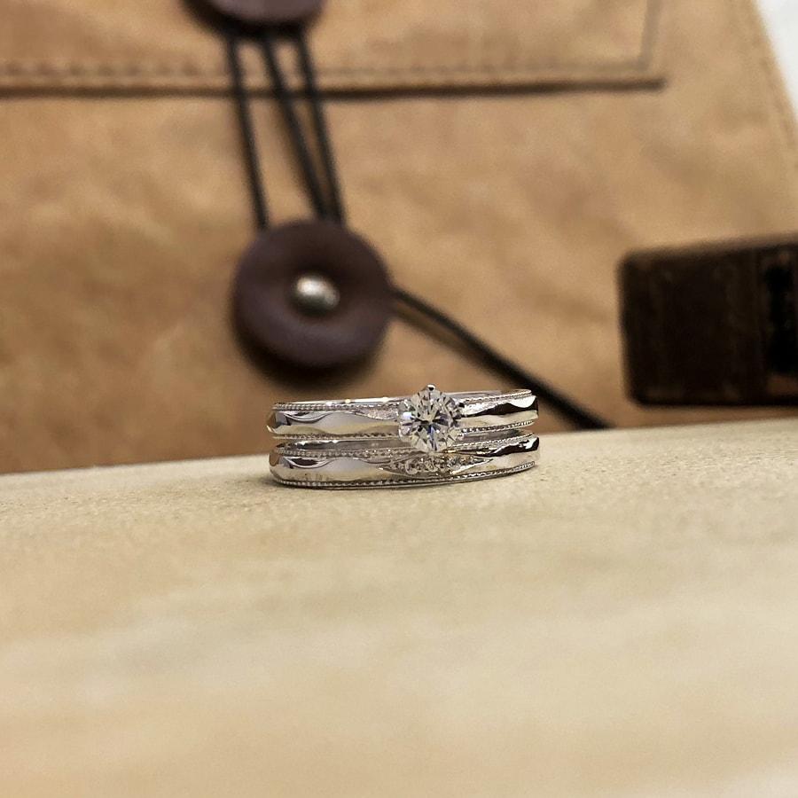 婚約指輪、エンゲージリング 「canevas(キャヌバ)」6