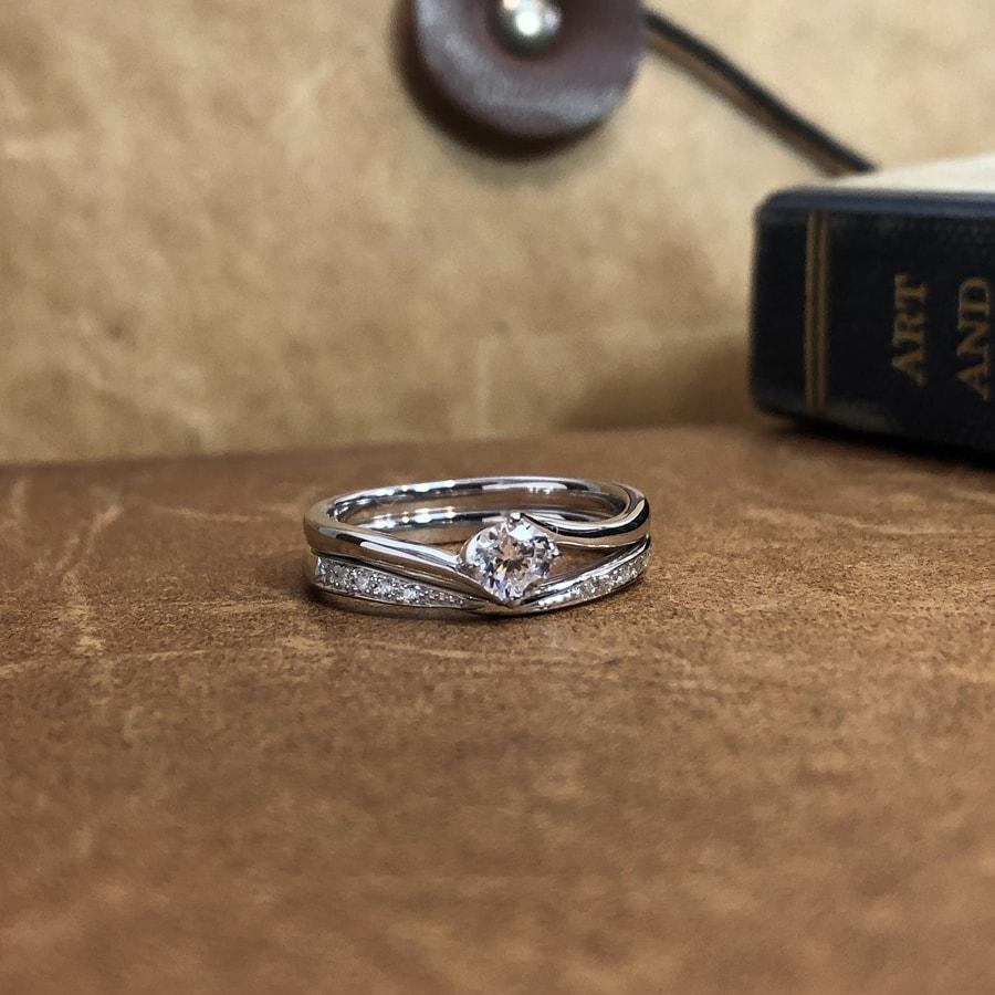 婚約指輪、エンゲージリング 「cheri(シェリ)」7