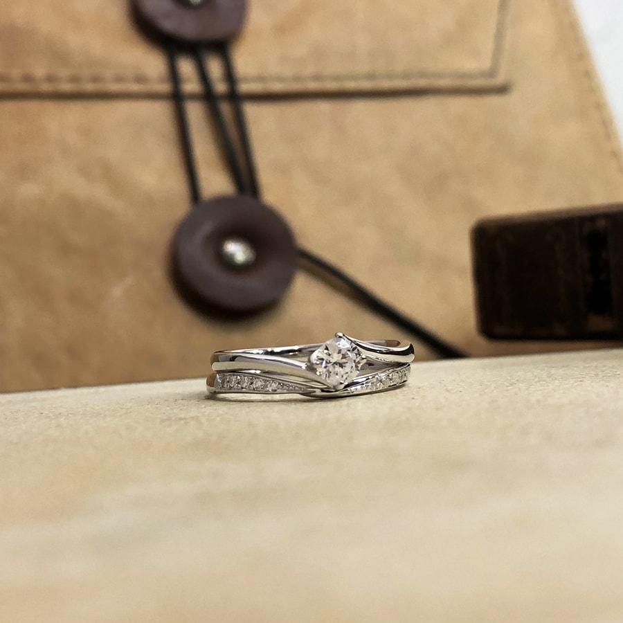 婚約指輪、エンゲージリング 「cheri(シェリ)」6
