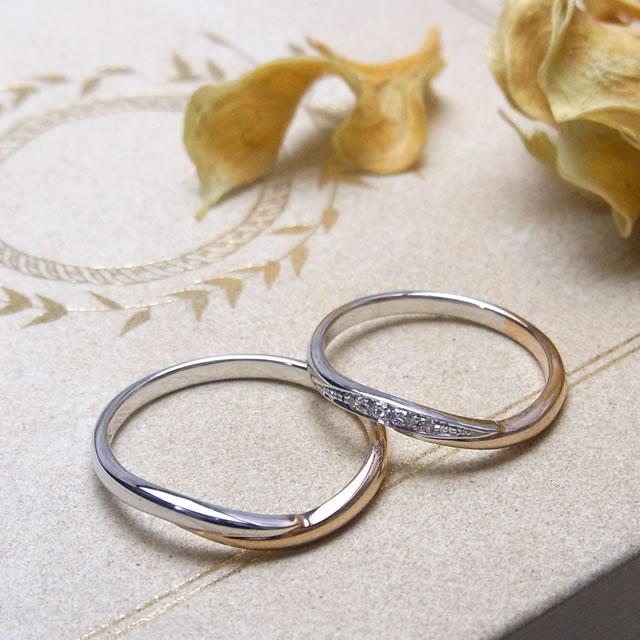 結婚指輪 avec toi(アヴェク・トワ )