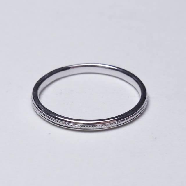 ケルヒ・マリッジリング、結婚指輪 「sincero(スィンチェーロ)」の紹介