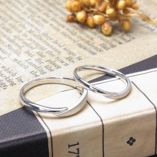結婚指輪 Etreinte(エトラント)