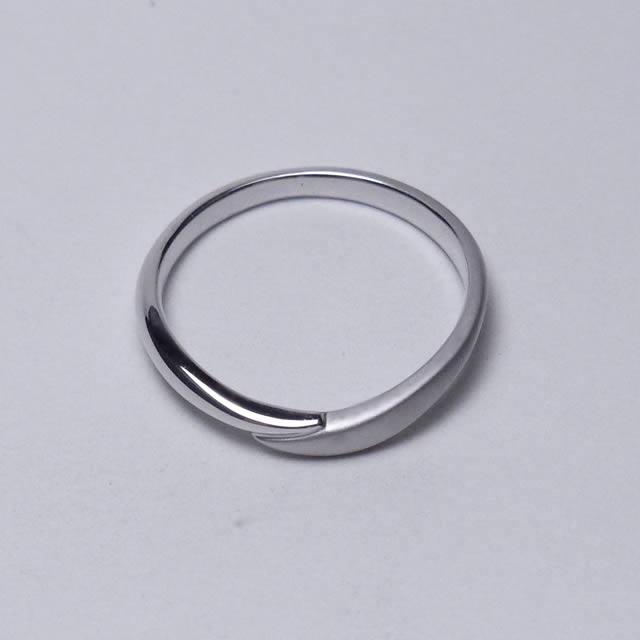 ケルヒ・マリッジリング、結婚指輪 「avec toi(アヴェク・トワ )」の紹介