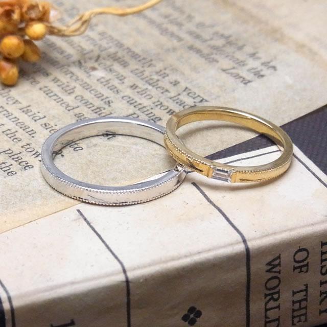 ケルヒ・マリッジリング、結婚指輪 「credere(クレーデレ)」の紹介