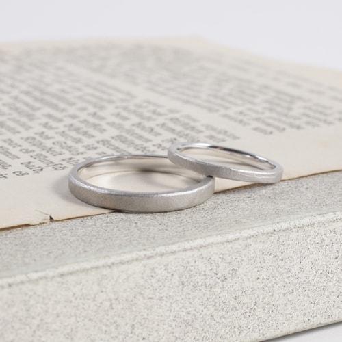 ケルヒ・マリッジリング、結婚指輪 「Purete(ピュルテ)」の紹介