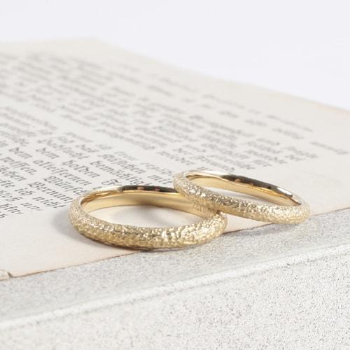ケルヒ・マリッジリング、結婚指輪 「aube(オーブ)」の紹介