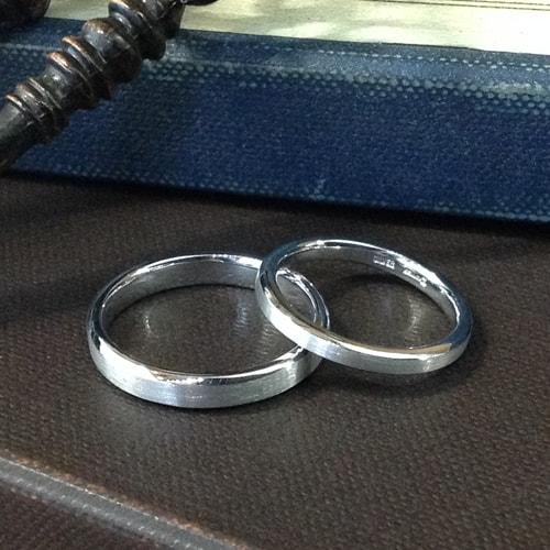 ケルヒ・マリッジリング、結婚指輪 「horizon(オリゾン)」の紹介