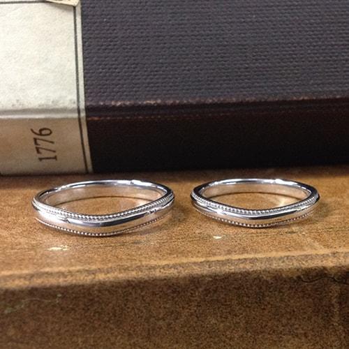 ケルヒ・マリッジリング、結婚指輪 「lino(リノ)」の紹介