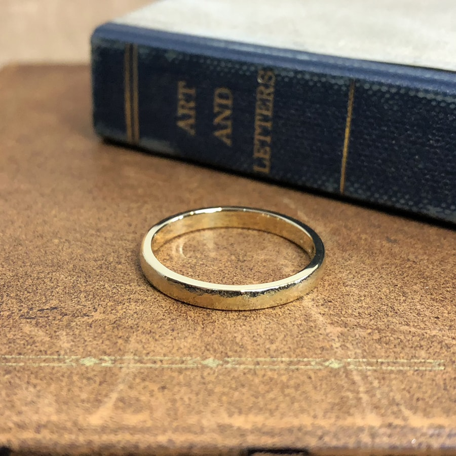 ケルヒ・マリッジリング、結婚指輪「rocher round(ロシェ・ラウンド)」の紹介