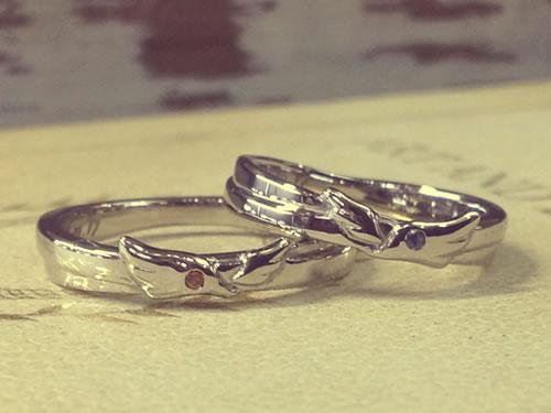 マリッジリング、結婚指輪の作品ご紹介3