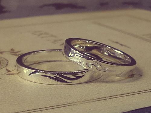マリッジリング、結婚指輪の作品ご紹介7