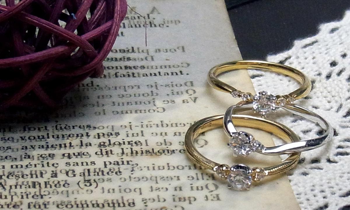 ケルヒ婚約指輪ラインナップ