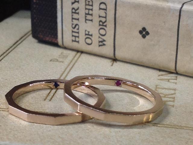 結婚指輪オーダーメイド作品集概要