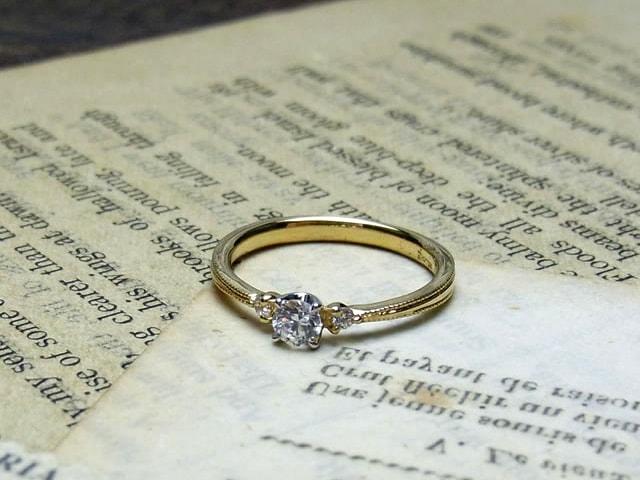ケルヒの婚約指輪