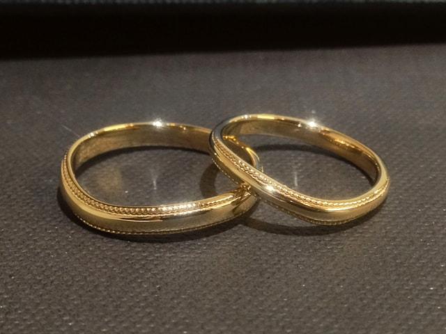 ケルヒ結婚指輪ラインナップ