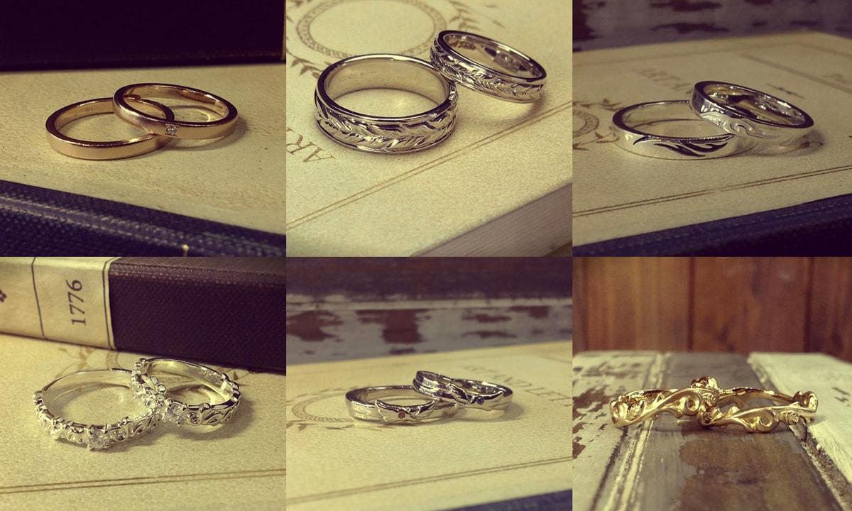 結婚指輪オーダーメイドプラン概要