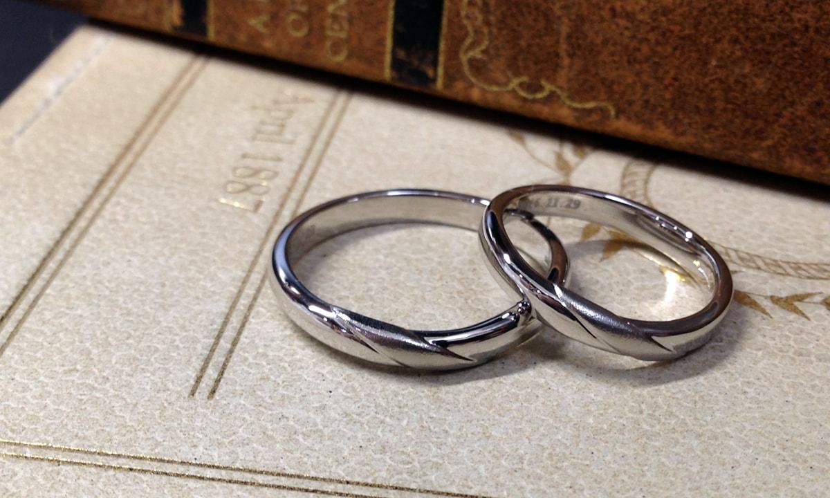 結婚指輪手作りプラン比較-鋳造