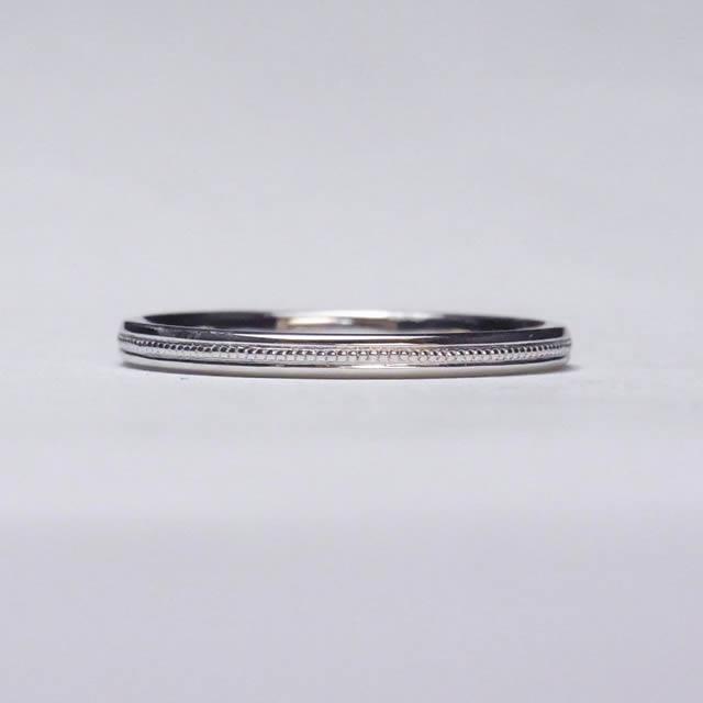 マリッジリング、結婚指輪 「sincero(スィンチェーロ)」