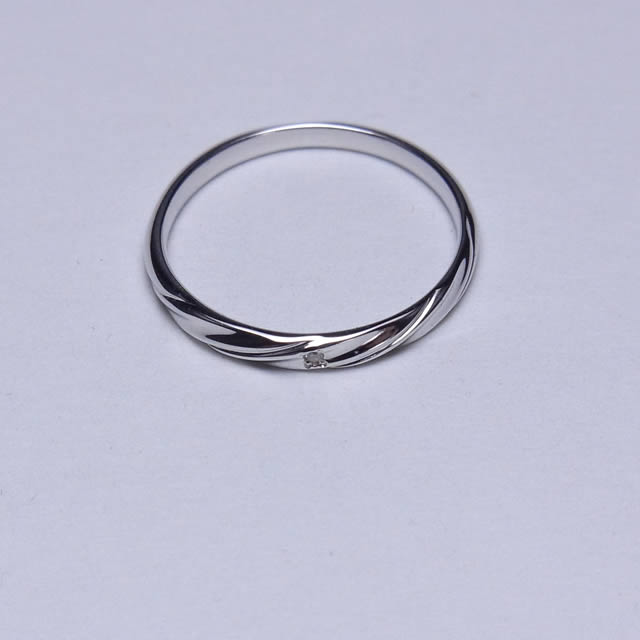 マリッジリング、結婚指輪 「fiume(フューメ)」