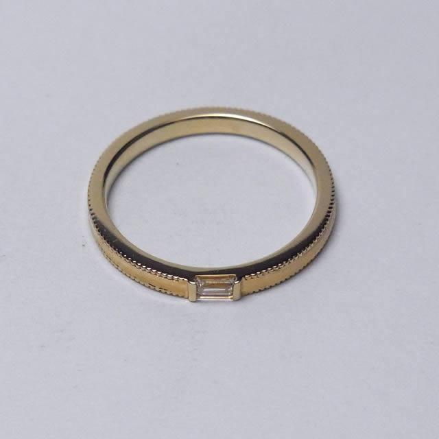 マリッジリング、結婚指輪 「credere(クレーデレ)」