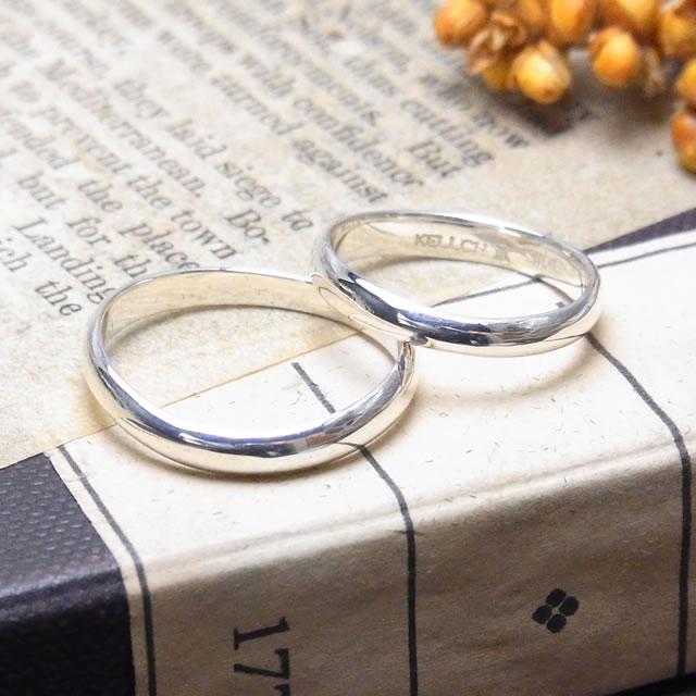 マリッジリング、結婚指輪 「wave(ウェーブ)」