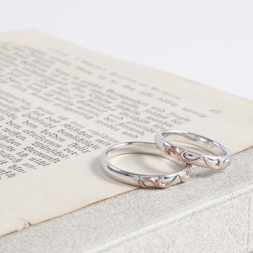マリッジリング、結婚指輪 「lien(リアン)」