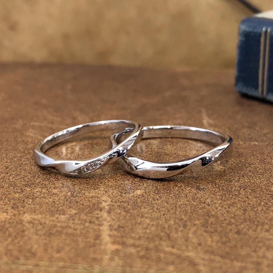 マリッジリング、結婚指輪 「bello(ベッロ)」2