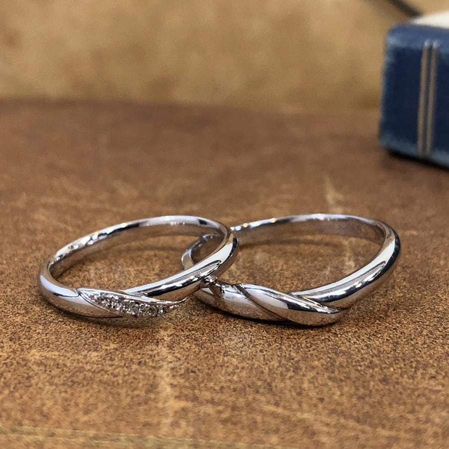 マリッジリング、結婚指輪 「carino(カリーノ)」2