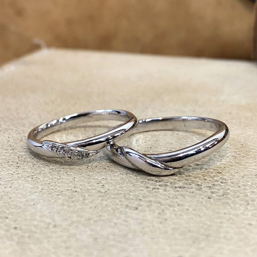 マリッジリング、結婚指輪 「carino(カリーノ)」1