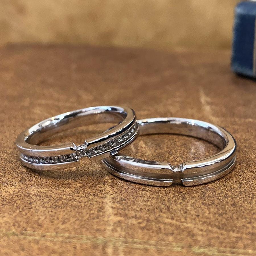 マリッジリング、結婚指輪 「destino(ディスティーノ)」2