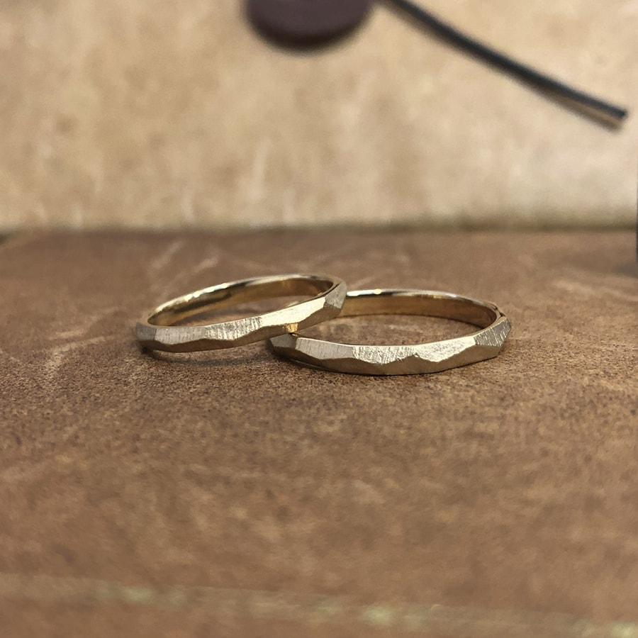 マリッジリング、結婚指輪 「dur(デュール)」2