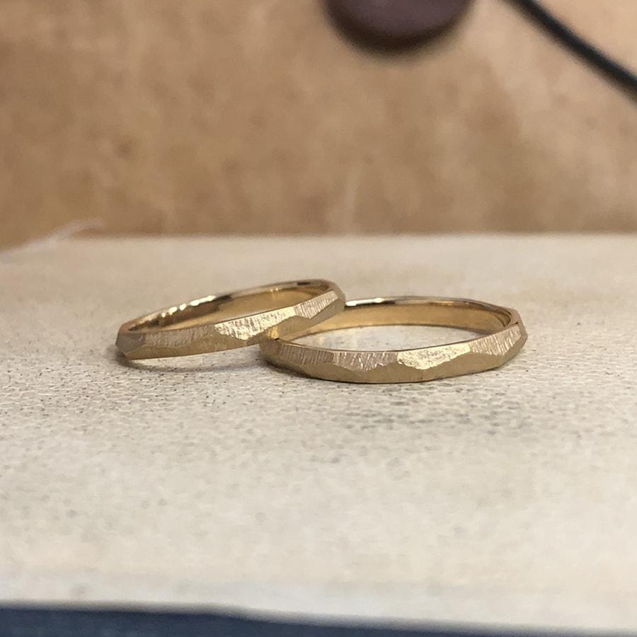 マリッジリング、結婚指輪 「dur(デュール)」1