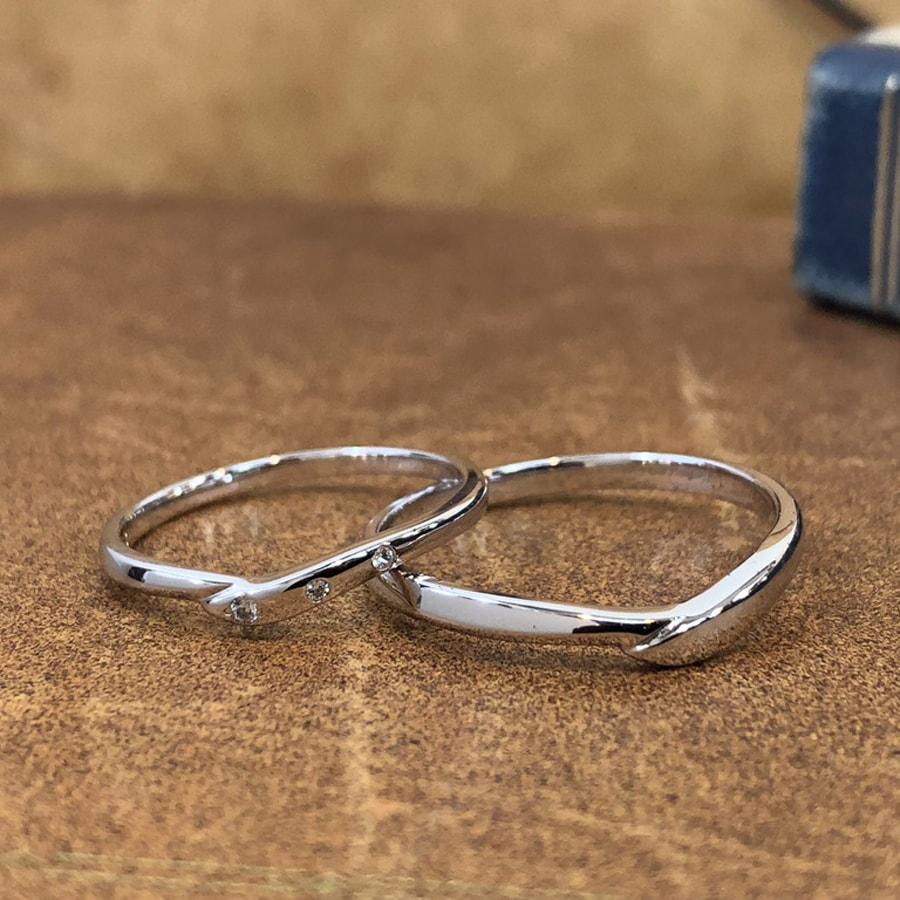 マリッジリング、結婚指輪 「felice(フェリーチェ)」2