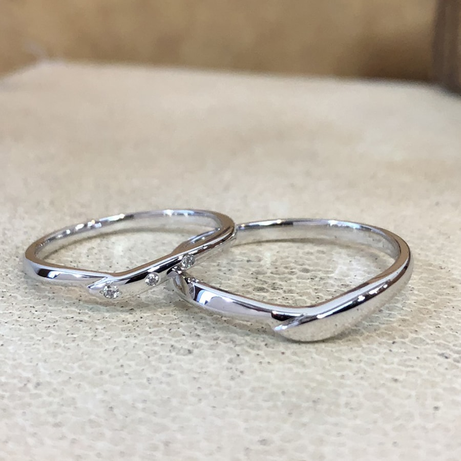 マリッジリング、結婚指輪 「felice(フェリーチェ)」1