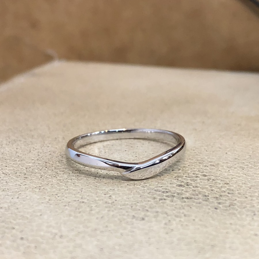 マリッジリング、結婚指輪 「felice(フェリーチェ)」男性用正面