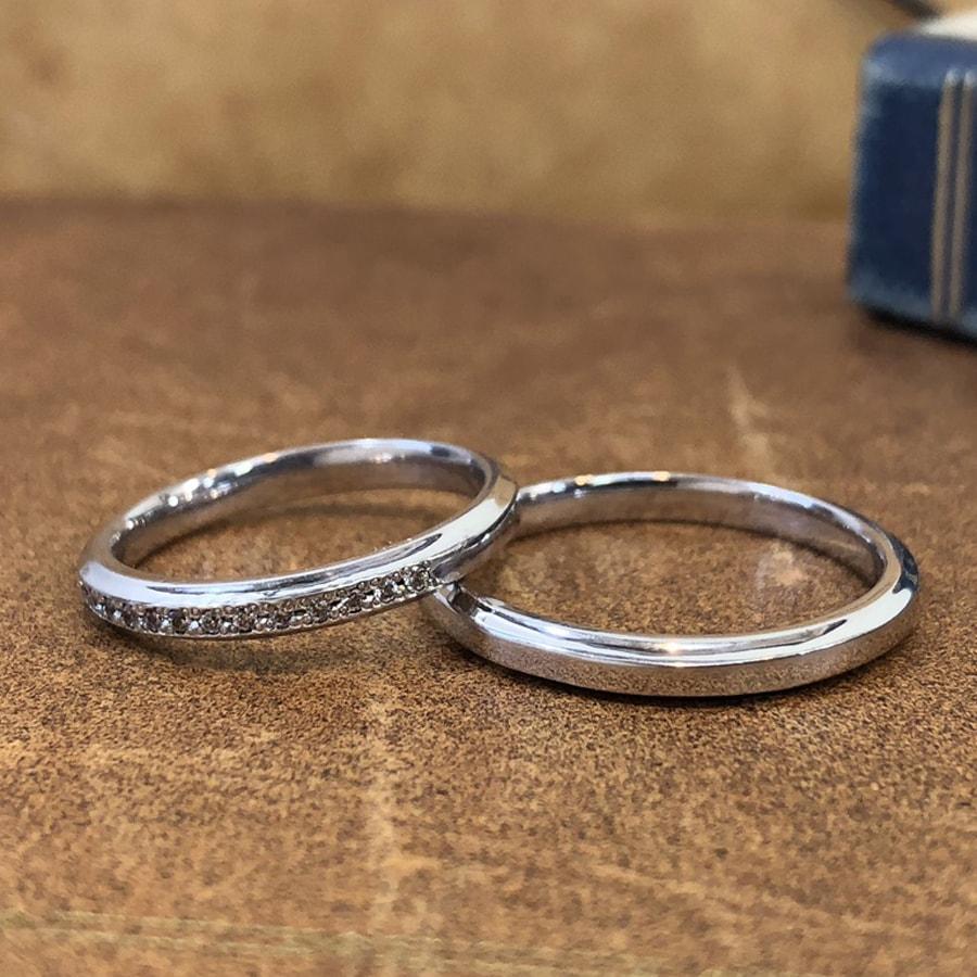 マリッジリング、結婚指輪 「grazia(グラッツィア)」2